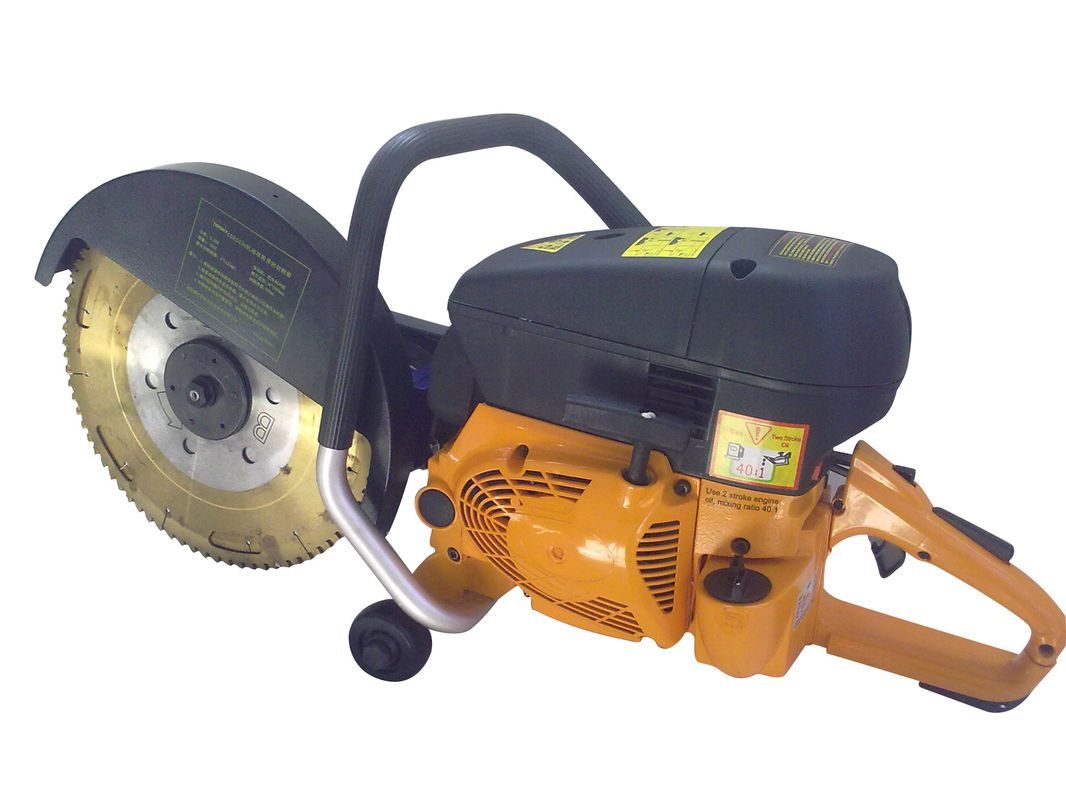 Most Efficient Twin Cutter Saw 2600rpm Idle 3.5kw Power 315mm Blade Speeds