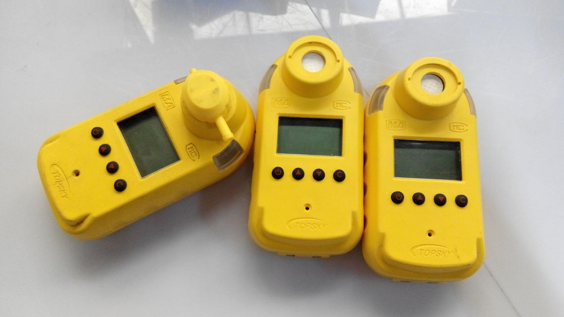 CH4 CO Portable Gas Detection Monitors Exibd I Explosion Protection