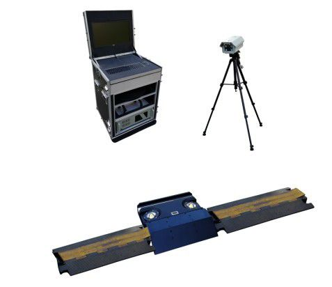 Automatically Counter Terrorism Equipment Safety Vehicle Inspection System