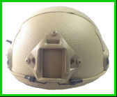 Shock Absorption Bullet Resistant Helmet Fire Retardant High Perfomance